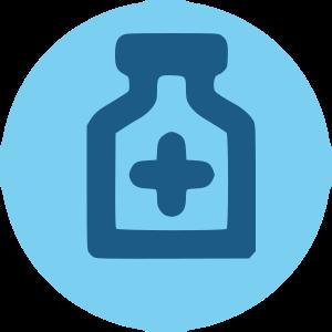 Injection de médicaments